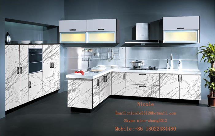 Acrylic Panel Board Kitchen Cabinet Manufacturer Exporters From