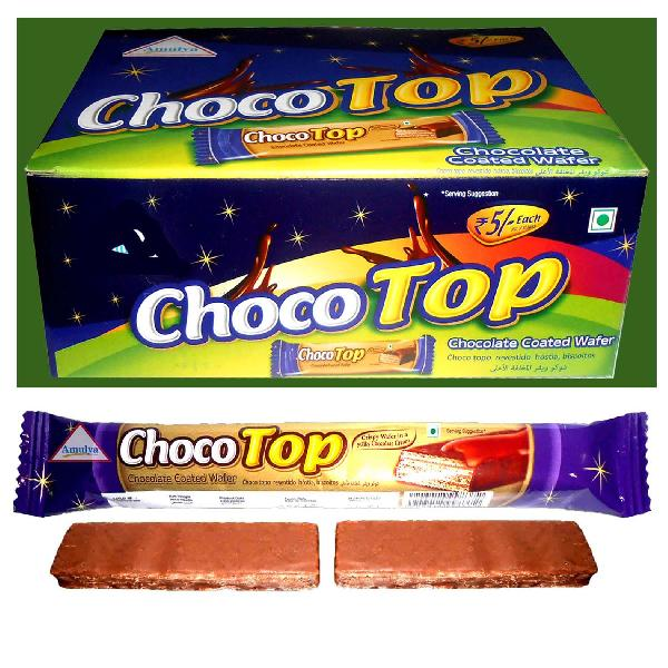 Choco fun Coated Wafers / Cream Wafer BIscuits (ACF25)