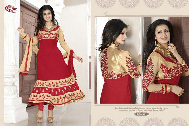 db5d5492b6 Ayesha Fashion Exclusive Designer Semi Stitched Dress Materials ...