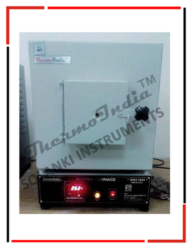 Muffle Furnace High Temperature