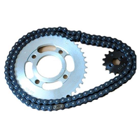 Motorcycle Chain Sprocket Set Manufacturer & Manufacturer from New Delhi   ID - 558419