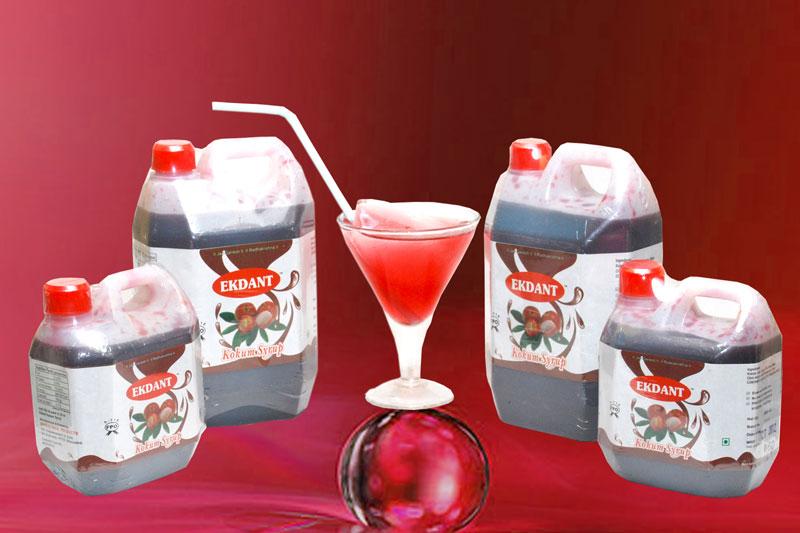 Kokum Syrup