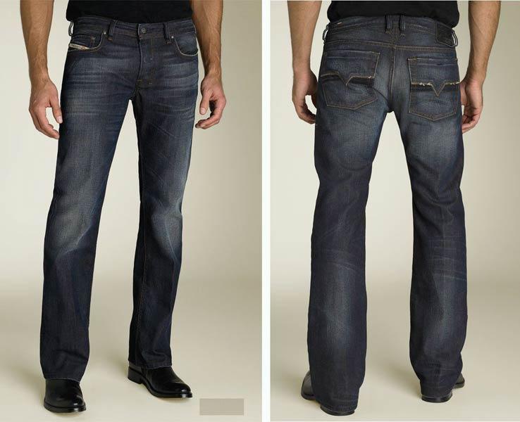 bootcut джинсы что это такое
