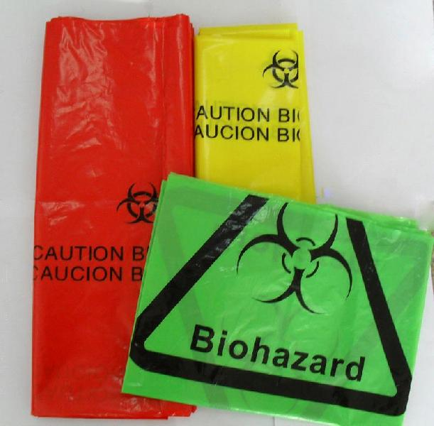 Biomedical Waste Collection Bags S0004