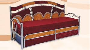 Stainless Steel Sofa Bed 01