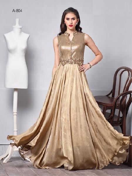 954ef9e37bb Designer Gowns Manufacturer in Kolkata West Bengal India by Bhadani ...