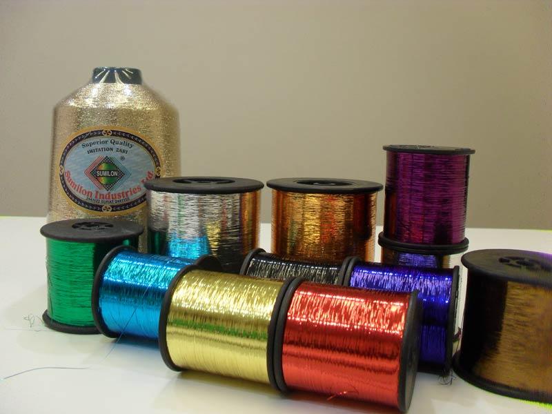 Metallic Yarn (05)