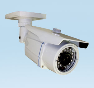 High Resolution Color Outdoor Bullet Camera
