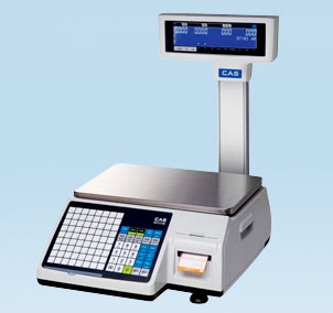 Label Printing Weighing Scales
