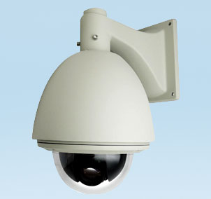 PTZ High Speed Outdoor Dome Camera