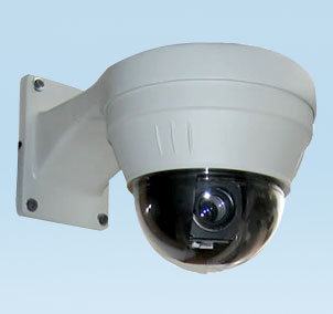 PTZ Mini Outdoor Dome Camera