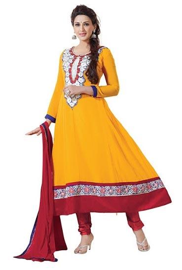 7ecd4c4983f Designer Ladies Wear Anarkali Suit Manufacturer in Surat Gujarat ...