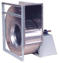 FSA Series - Single Inlet Centrifugal Fans - Forward Curved