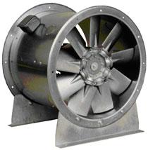 TDA-F Series - Axial Flow Fan Direct Driven Type (Smokespill)