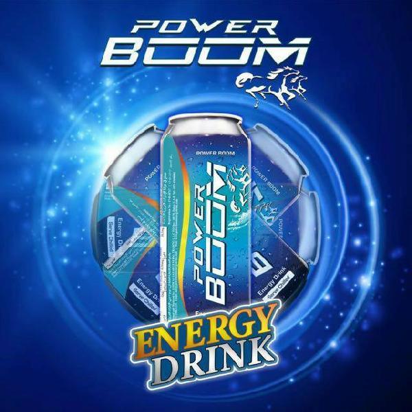 Powerboom Energy Drink