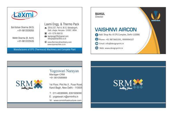 Multi color visiting card manufacturer manufacturer from new delhi multi color visiting card colourmoves