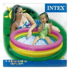 Kid inflatable swimming pool manufacturer manufacturer from india id 713296 for Inflatable swimming pool buy online india