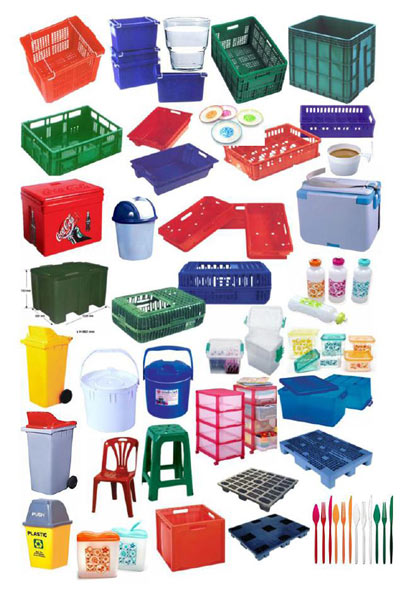 how to create plastic products