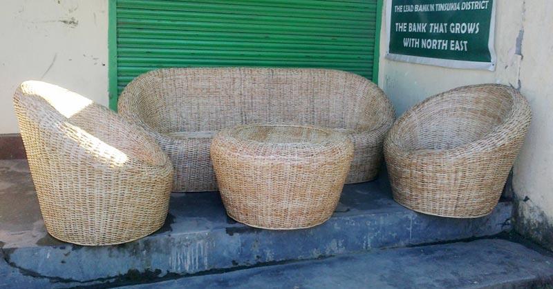 Buy Cane Furniture from Rongali International, Tinsukia ...