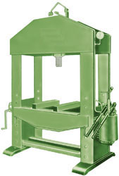 Buy Power Operated Hydraulic Press from Atlas Machines India, India   ID -  3444658