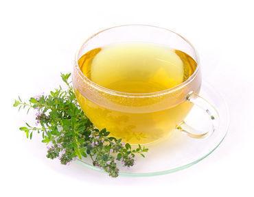 Thyme Green Tea (TGT01)