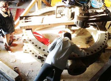 Repair / Maintenance Services of Plant & Equipment