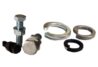 DIN Bolts, Nuts, Washers