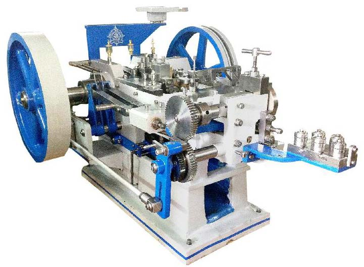 Tubular Rivet Making Machine