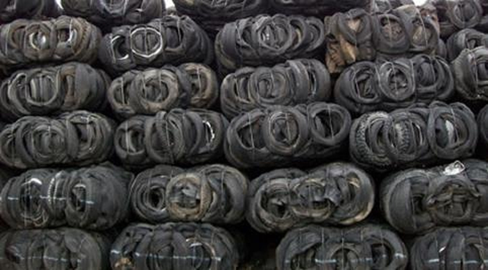 Rubber Scrap Tires (RUBBER)