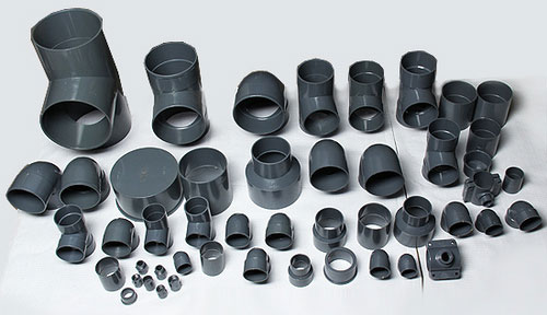 Pvc Fittings, Swr Fittings Manufacturer In Gujarat India