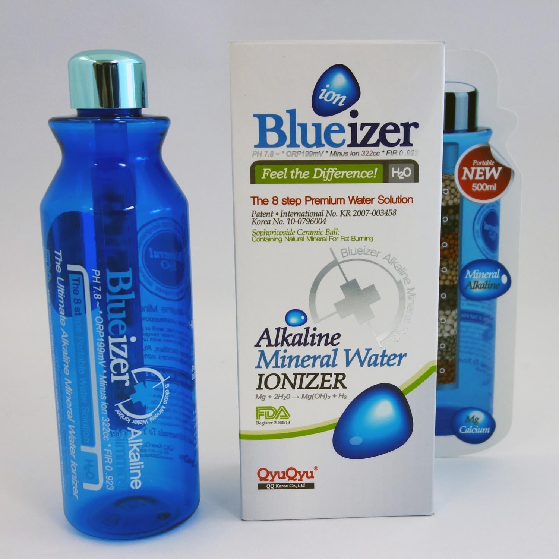 Buy QQ BlueizerAlkaline Water Bottleml From Qyuqyu Canadadux - Alkaline water bottle