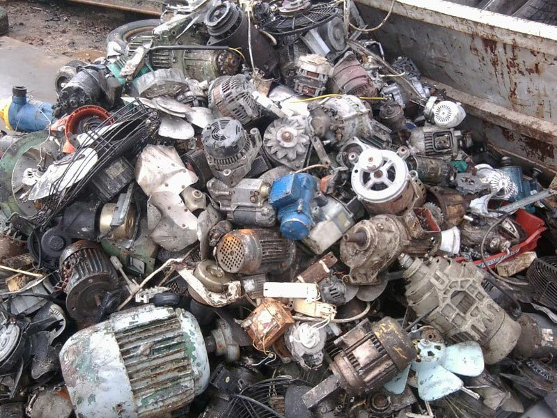 Electric Motor Scrap Manufacturer In Malaysia By Mts Mega