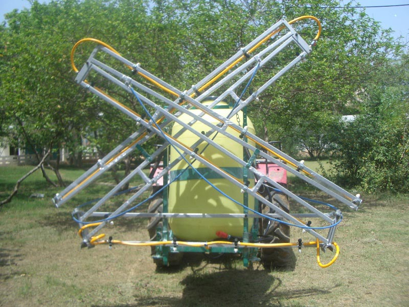 Boom Sprayers For Tractors : Tractor mounted boom sprayer manufacturer in haryana india