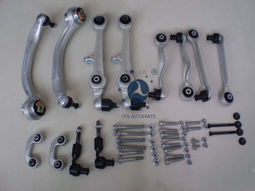 audi a4 a6 vw passat b5 meyle hd front suspension control arms arm kit set id 1004967. Black Bedroom Furniture Sets. Home Design Ideas