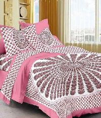 printed bed sheet fabric