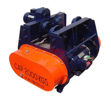 Electric Wire Rope Hoist & Cranes