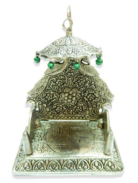 Buy White Metal Handicrafts From Raj Handicrafts Hathras India