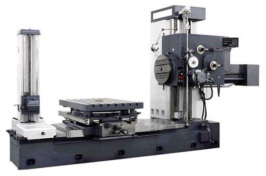Horizontal Boring Machine Manufacturer & Manufacturer from Mumbai ...