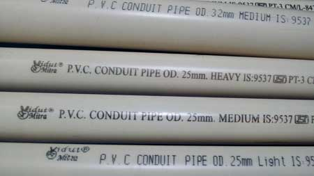 Pvc Conduit Pipe Manufacturer Exporters From Meerut India Id 1252767