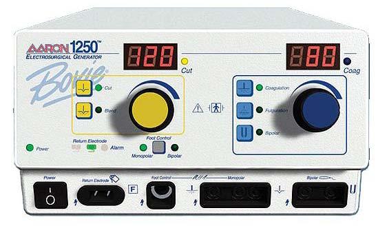 Aaron 1250 Electrosurgical Generator