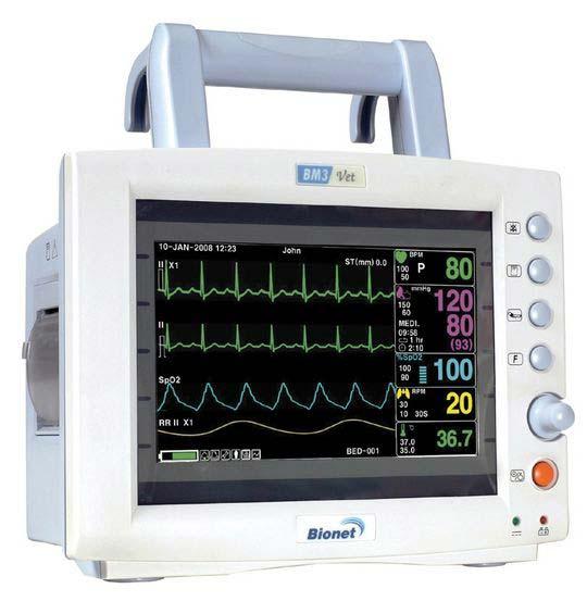 BM 3 Veterinary Patient Monitor