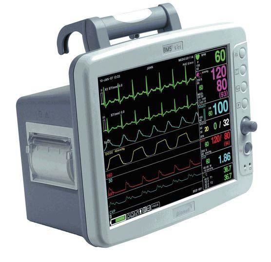 BM 5 Veterinary Patient Monitor