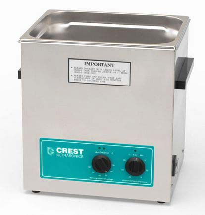 CP1100 HT Crest Powersonic Benchtop Ultrasonic Cleaner