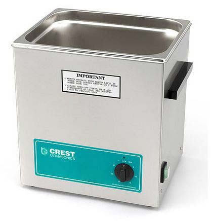 CP1100 T Crest Powersonic Benchtop Ultrasonic Cleaner