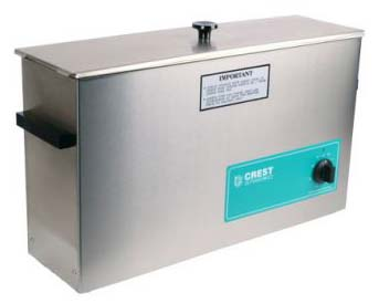 CP1200 T Crest Powersonic Benchtop Ultrasonic Cleaner
