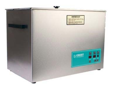 CP1800 D Crest Powersonic Benchtop Ultrasonic Cleaner