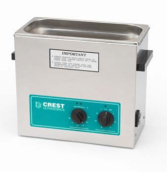 CP230 HT Crest Powersonic Benchtop Ultrasonic Cleaner