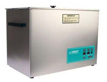 CP2600 D Crest Powersonic Benchtop Ultrasonic Cleaner