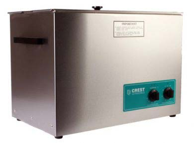 CP2600 HT Crest Powersonic Benchtop Ultrasonic Cleaner