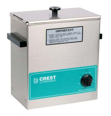 CP360 T Crest Powersonic Benchtop Ultrasonic Cleaner